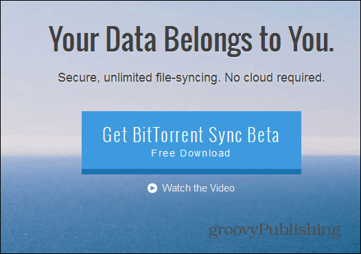 BitTorrent Sync Provides Fast File Sync Without the Cloud