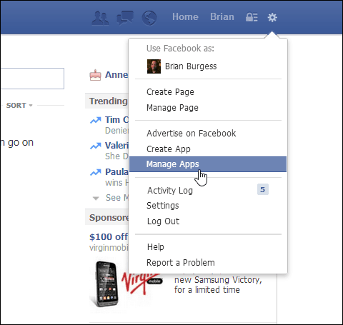How to remove photos from fb