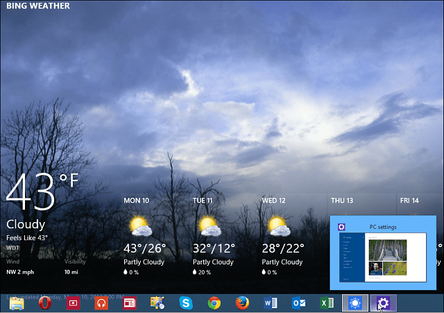 how to move the windows taskbar back to the bottom