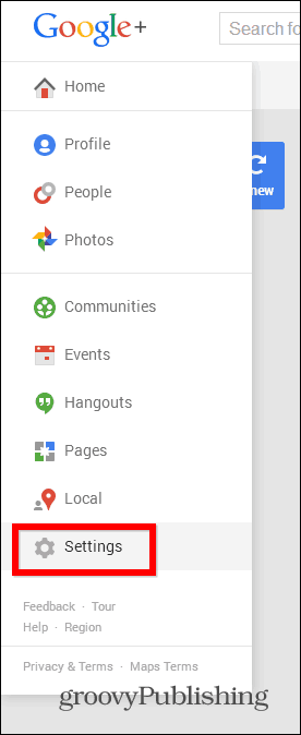 Google profile views remove