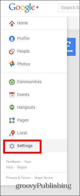 Google  profile views remove