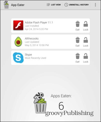 App Eater main
