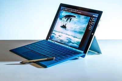 how to recover microsoft surface pro 3