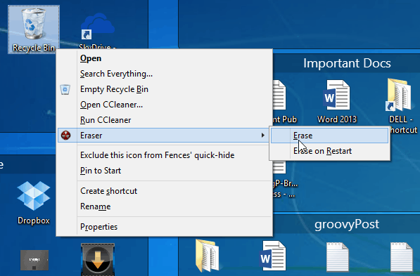 Windows Security: Permanently Shred Files So They're