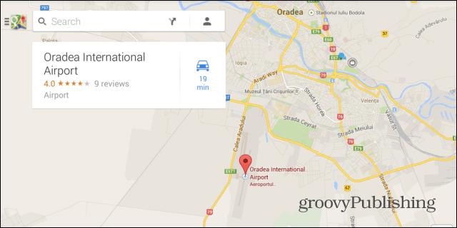 Google Maps save maps