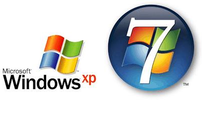 windows xp to 7 upgrade free