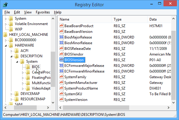 How to Determine which .NET Framework versions are installed