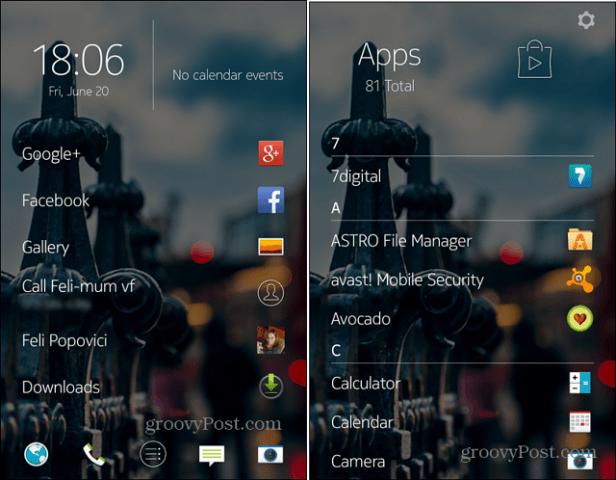 Nokia Z Launcher 2
