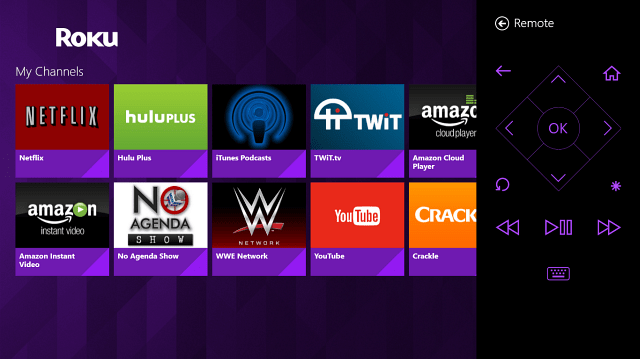 Roku has several new features including Cortana search.