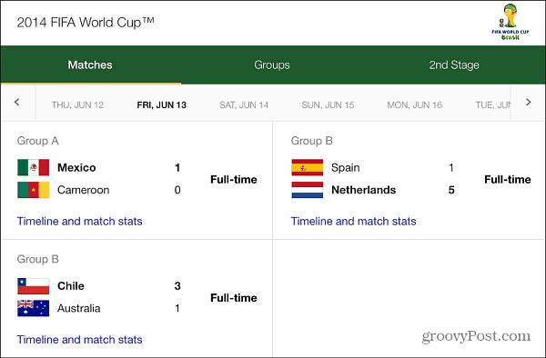 World Cup Card iOS