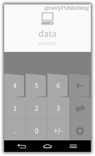flib google play download review app android numbers converter minimalist animation modern smooth user interface