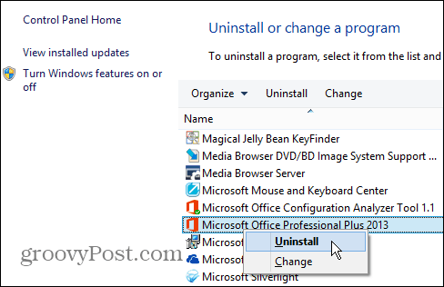 Here's the Easy Way to Uninstall Office 2013 or 365