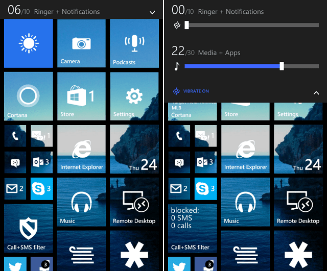 Silence Windows Phone 8.1