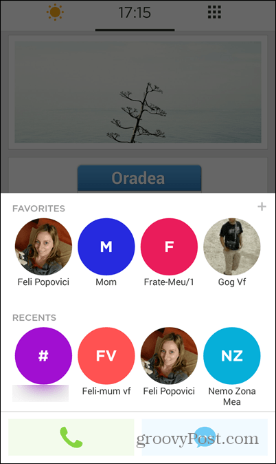 Aviary contacts