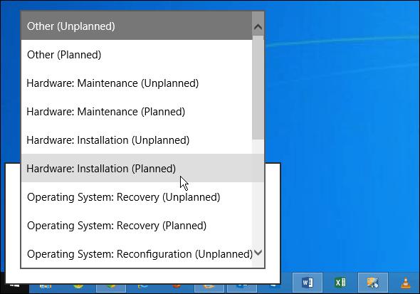 Windows 8 Event Tracker