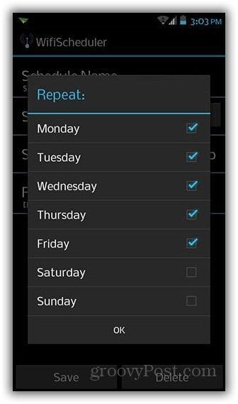 wifi scheduler_days