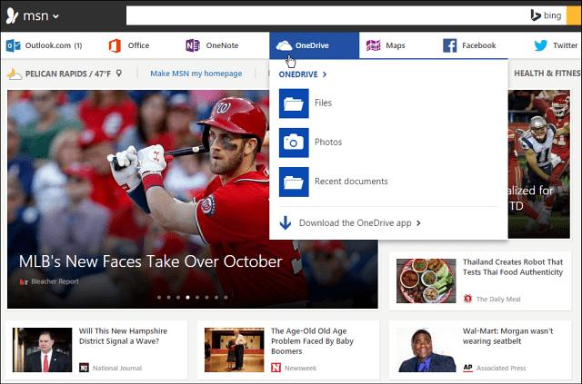 MSN site