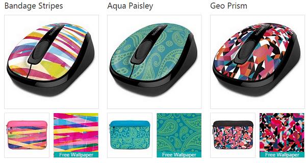 Mouse Designs