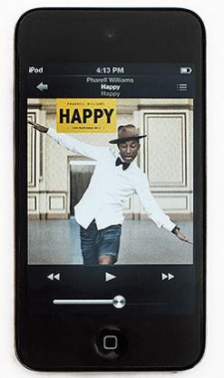 iPod Music Transfer Success