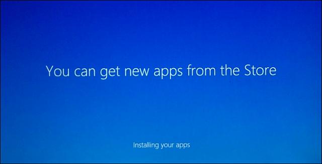 Setup Images Windows 10