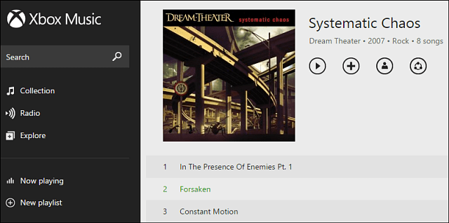 Xbox Music Online