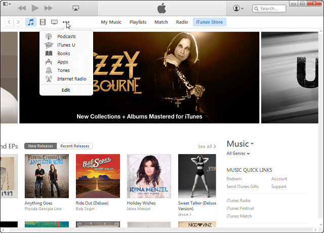 how to download new itunes update on pc