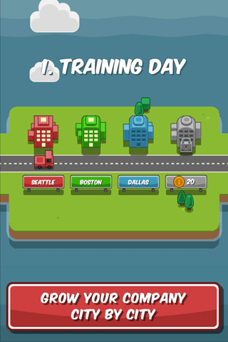 RGB Express - Mini Truck Puzzle Apple App of the Week - Training Day