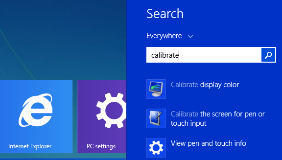 How to Fix a Windows 8.1 Touchscreen That's Unresponsive