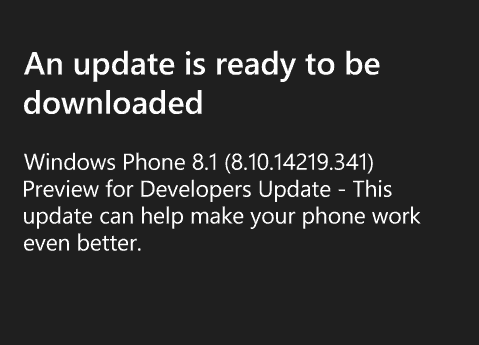 Windows Phone 8_1_Update