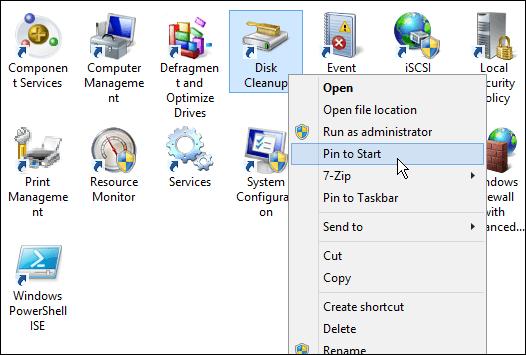 Admin Tools Desktop