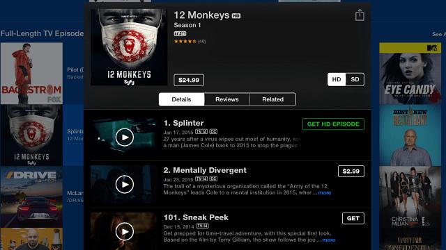 Free iTunes Videos HD