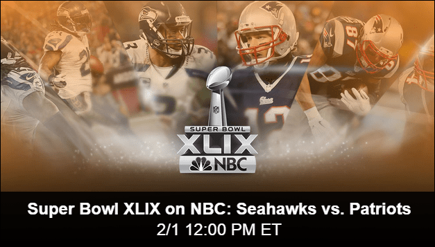Super Bowl NBC