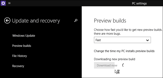 new Windows 10 Download
