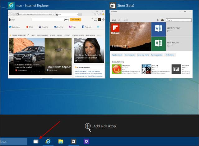 Add Desktop