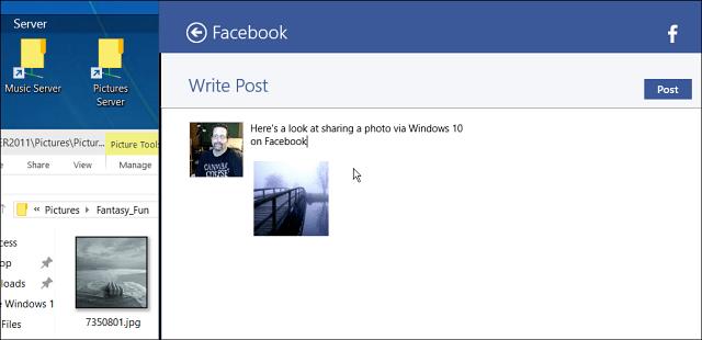 Facebook Share-flex2