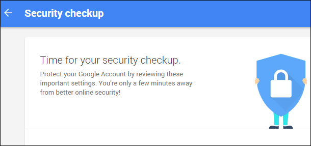 Google is Giving 2 GB of Free Space for Those Who Complete This Security Check