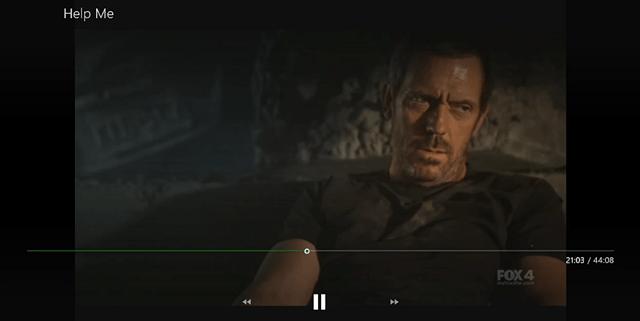 Video on Xbox