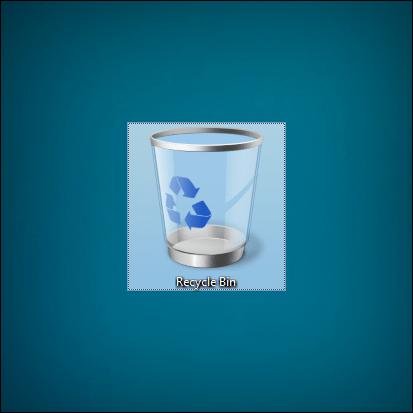 recycle bin desktop icon windows 8 windows 7 desktop icons old