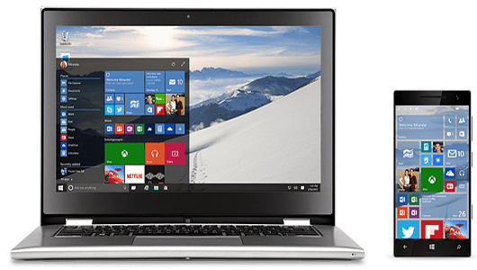 Windows 10 tech preview hero