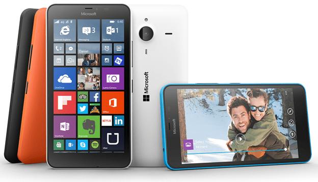 Windows Lumia 640 XL