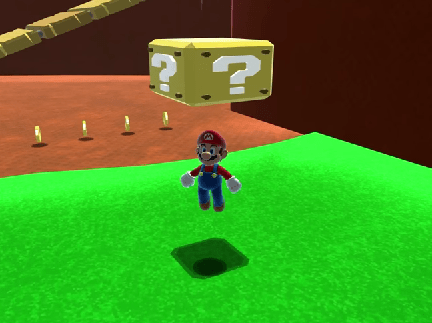 Play Super Mario 64 HD in Your Browser this Weekend (Updated)