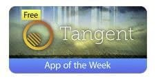 Tangent Free App of The week