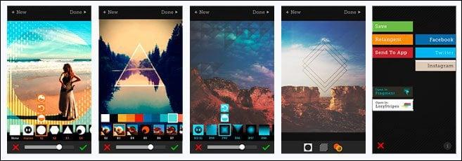 Tangent - Apple iPod Screen Shots