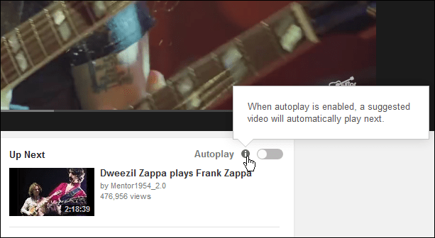 youtube autoplay button bottom