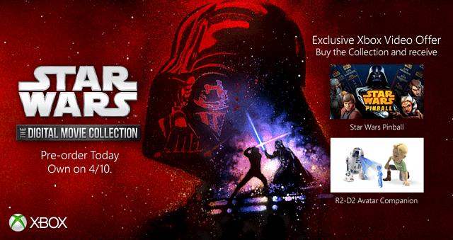 Star Wars Xbox Video