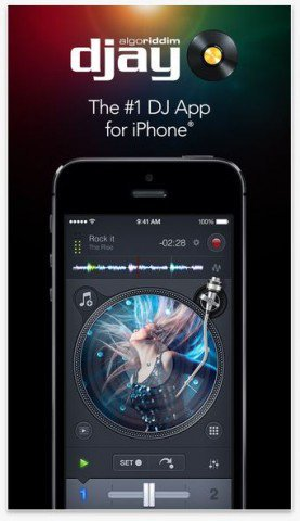 djay 2 app for viPhone