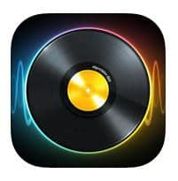 djay 2 app for Apple iPhone and iPad