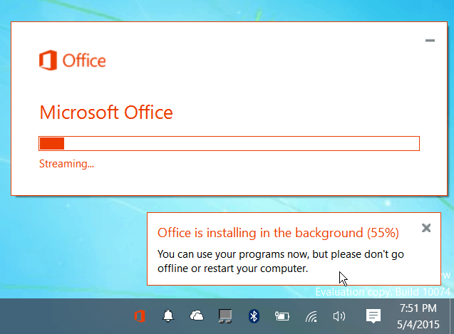 How to upgrade office 365 to the office 2016 updated - You cannot install the 32 bit version of office 2010 ...