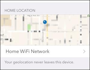 skylark app for iPhone and Nest