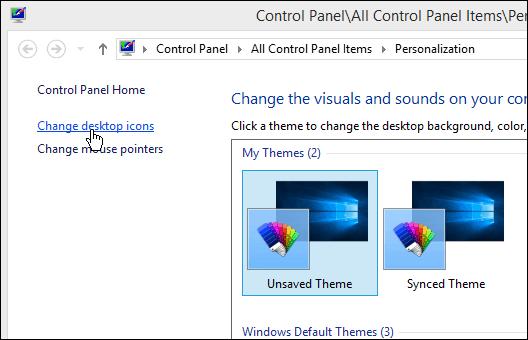 how to add photos icon to desktop windows 10